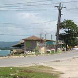 West End Road In Negril