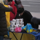 Putin Toilet Paper On Sale In Kiev